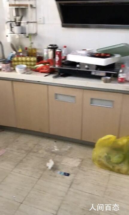 李湘被曝租房后留下满屋垃圾 地板脏到发黑太辣眼内室一片狼藉