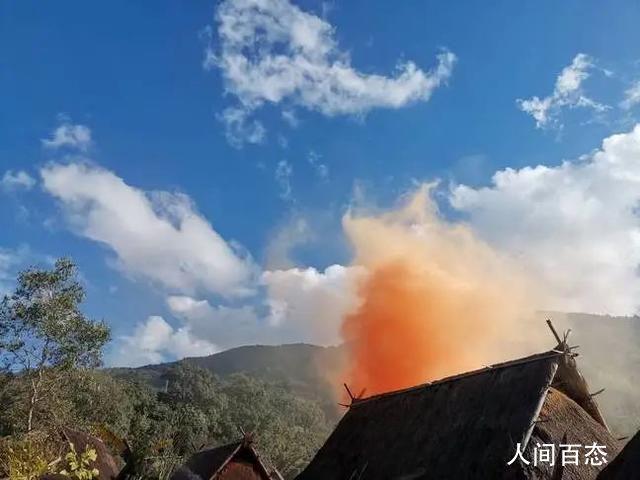 中国最后一个原始部落被烧毁背后 村寨几乎全部被烧毁