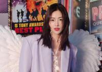 刘雯成首个有芭比形象的亚洲模特 低调努力的刘雯被越来越多的人看到