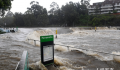 澳大利亚遇百年一遇洪水 极端天气情况还会持续下去