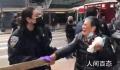 亚裔奶奶捐出网友捐款帮助亚裔群体 其女婿一席话获网友怒赞