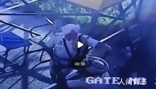 警察走火打死自己 子弹立刻射穿头部当场身亡