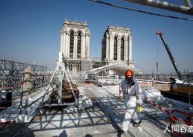 巴黎圣母院计划2024奥运前重开 正在尽一切努力在该日期前开放
