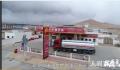 离太阳最近的加油站 双湖加油站位于西藏北部