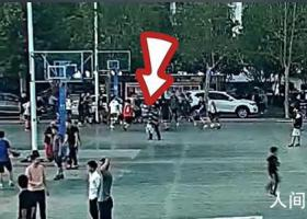 大学生撞伤横穿球场老人被判不担责 二审宣判:大学生免责
