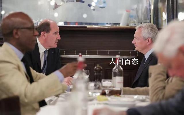 法国总理为新冠密接者 在隔离后确认未受到感染