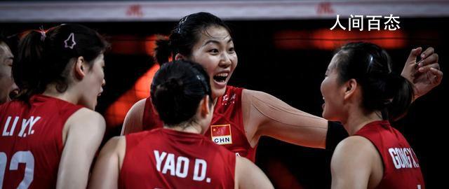 中国女排无缘世界联赛四强 中国女排3比0击败波兰队