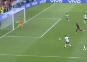 葡萄牙2-4德国 葡萄牙连送乌龙球
