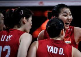 中国女排无缘四强 世联赛最新积分榜出炉