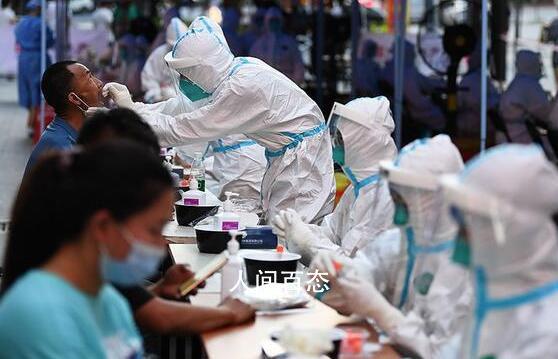广东1名护士感染变异株新冠肺炎疫情尚未结束