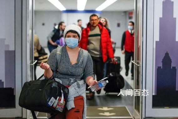 美国放宽对33国入境禁令 包括中国