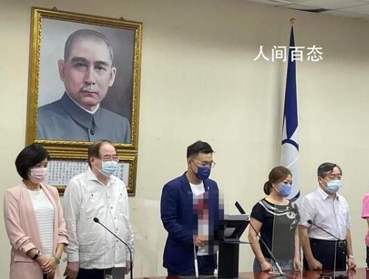 江启臣祝贺朱立伦当选国民党主席 目前投票率上看五成大