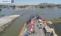 河北通勤班车坠河已致3死11失联 已有40人抢救上岸